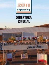 COBERTURA ESPECIAL - Revista Laticínios