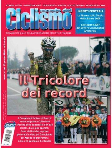 campionati italiani - Federazione Ciclistica Italiana