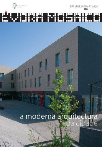 Mosaico 6.indd - Câmara Municipal de Évora