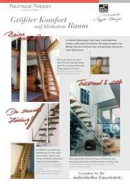 BAVEG Raumspar-Treppen