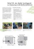 Fallnet® – Sicherheit auf Flachdächern - ZinCo - Seite 6