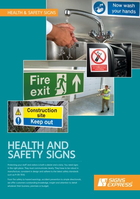 Fire Exit 2 Health /& Safety Warning Prohibition Sign Sticker