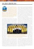 18. SPIELTAG: BBC BAYREUTH VS. ALBA BERLIN - Page 4