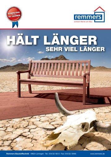 HÄLT 3x LÄNGER