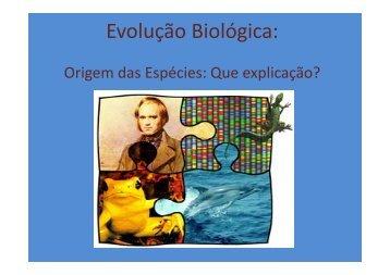 Evolução biológica_PARTE III