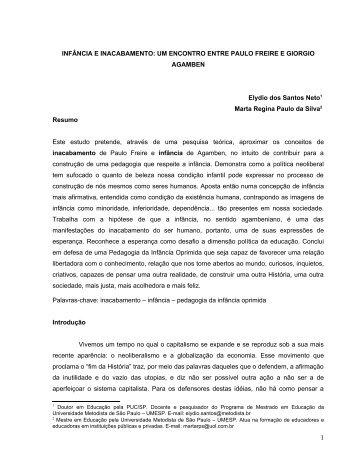 Salvar arquivo - Instituto Paulo Freire