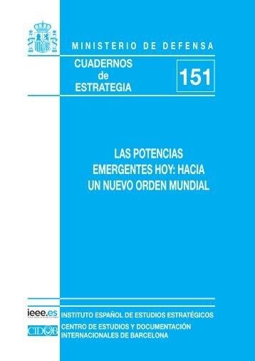 las potencias emergentes hoy - Biblioteca Virtual de Defensa