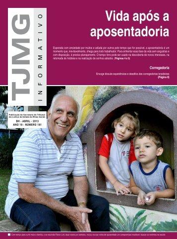 TJMG Informativo - Tribunal de Justiça de Minas Gerais
