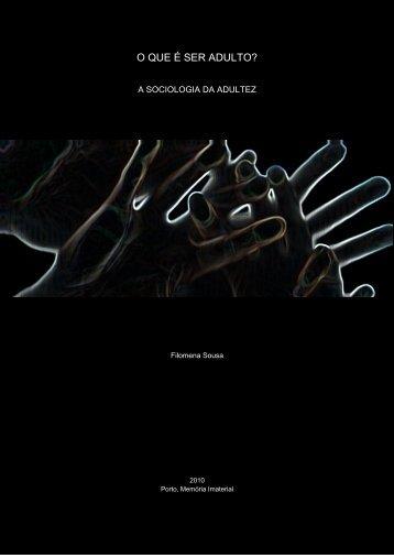 Sociologia da adultez livro.pdf - Memoriamedia