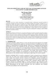 Nível de Emissão de Gases de Veículos Automotores - CBTU