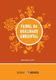 Painel da Qualidade Ambiental 2011 - Secretaria do Meio Ambiente ...