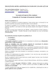 POLUIÇÃO DO AR PELA QUEIMADA DA PALHA DE ... - Outorga