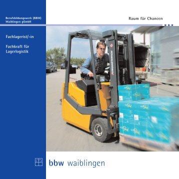 """""""Fachlagerist"""" zum Download (PDF, 544 KB) - BBW Waiblingen ..."""