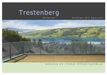 Verkaufsdokumentation als PDF - Walter Zimmermann Architekten AG