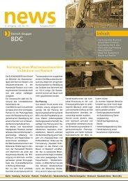 Ausgabe 04/2011 - Dorsch Gruppe BDC