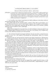 Istruzioni - Suore Francescane Elisabettine