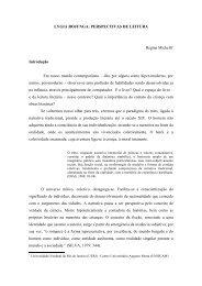 lygia bojunga: perspectivas de leitura - pucrs