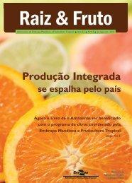 Raiz & Fruto 63 - Embrapa Mandioca e Fruticultura