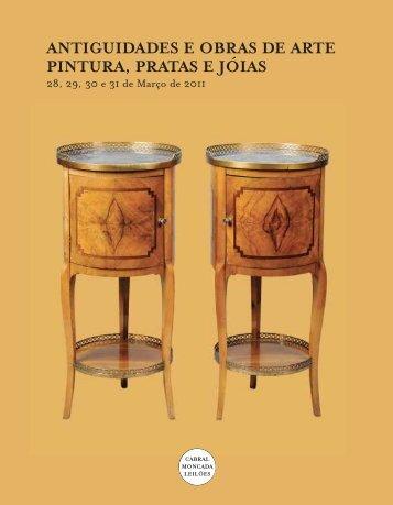 Catálogo - Cabral Moncada Leilões