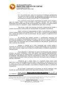 Representação - Tribunal de Contas do Estado do Espírito Santo - Page 3