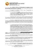 Representação - Tribunal de Contas do Estado do Espírito Santo - Page 6