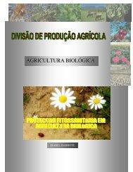 PROTECÇÃO FITOSSANITÁRIA EM AGRICULTURA BIOLÓGICA