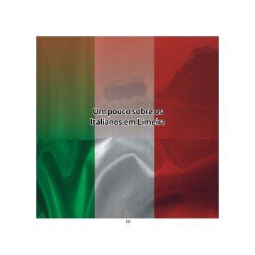 Manual Secretaria da Cultura 2012 - Limeira e a Imigração Europeia 3