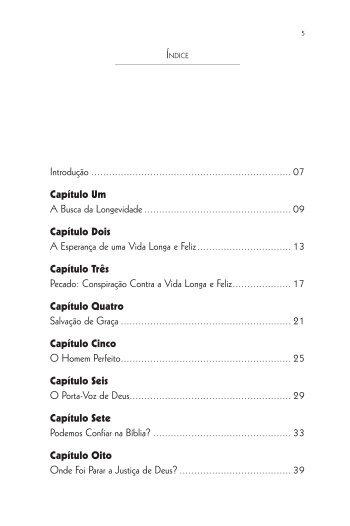 Como Alcançar Vida longa e feliz - 2ª ed - Março2009.indd - Z3 Ideias