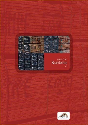 Catálogo FMF - Madeiras