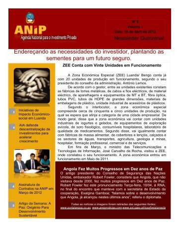 16 de Abril - ANIP