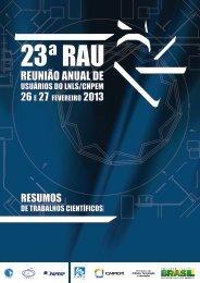 Faça o download do Livro de resumos (em pdf) - LNLS - cnpem