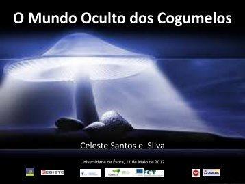 O Mundo Oculto dos Cogumelos - Universidade de Évora