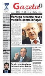 Mantega descarta novas medidas contra inflação - Jgn.com.br