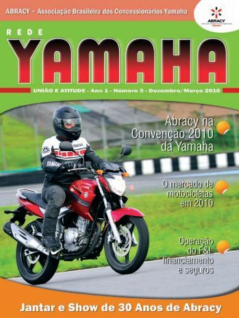 REVISTA REDE YAMAHA(fev2010).indd - ABRACY