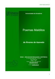Poemas Malditos - Unama