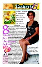 Caderno L 08 DE MARÇO1.p65 - Jornal dos Lagos