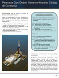 Revised Code of Conduct Brochure - Parker Drilling - Page 7