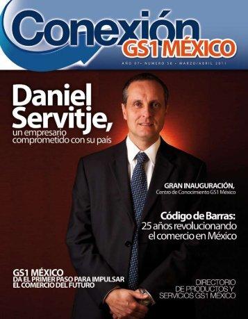 25 años Código de Barras - GS1 México