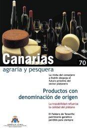 agraria y pesquera 70 - Gobierno de Canarias