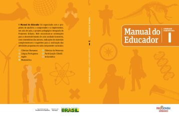 Manual do Educador - Gestão Escolar