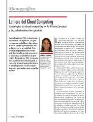 La hora del Cloud Computing