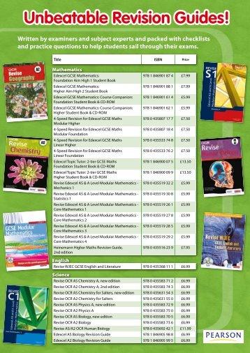 Ur Revision Guide Igcse Biology