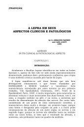 A LEPRA EM SEUS ASPECTOS CLINICOS E PATOLÓGICOS