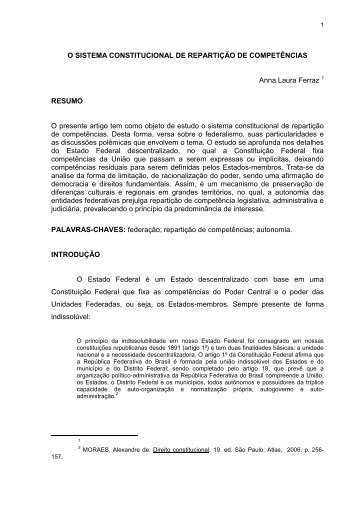 3 relação entre direito de informação e direitos da ... - UniBrasil