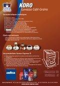 la machine expresso KORO à café grains ... - Saveur Express'O - Page 2