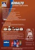 la machine expresso KOBALTO à café grains ... - Saveur Express'O - Page 2