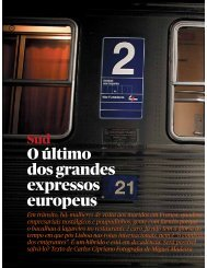 O último dos grandes expressos europeus - Sudexpress.org