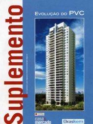 Suplemento Casa&Mercado 2005 - Projetando com PVC