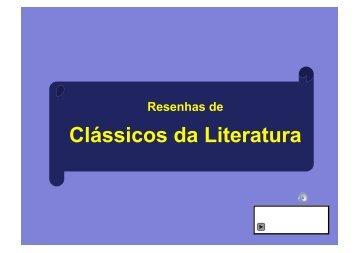 Clássicos da Literatura - Unicamp