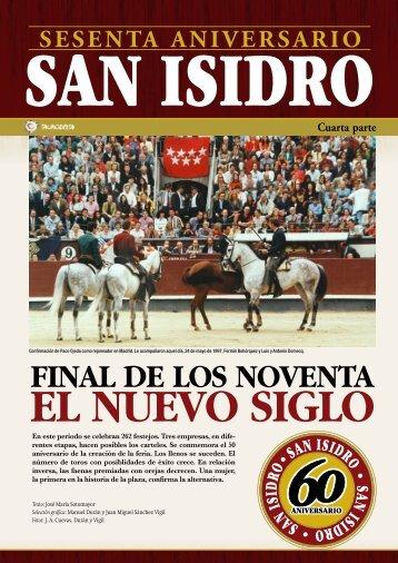 Especial 60 años de San Isidro - Las Ventas
